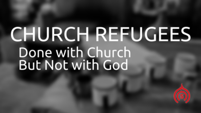 Church-Refugees
